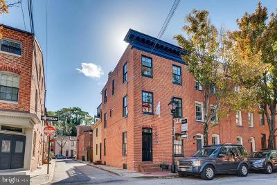 Baltimore Townhouse For Sale: 1621 Lancaster Street