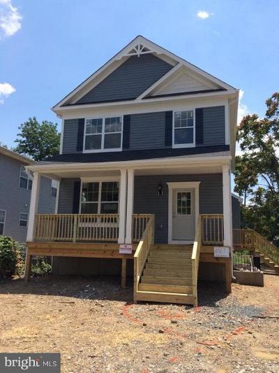Upper Marlboro Single Family Home For Sale: 14312 Rectory Lane
