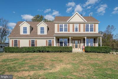 Lovettsville Single Family Home For Sale: 37958 Long Lane