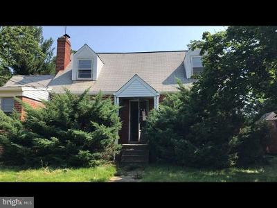 Clinton Single Family Home For Sale: 6320 Manor Circle Drive