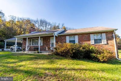 Howard County Single Family Home For Sale: 3678 Folly Quarter Road