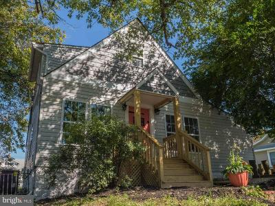 Chesapeake Beach Single Family Home For Sale: 3814 26th Street