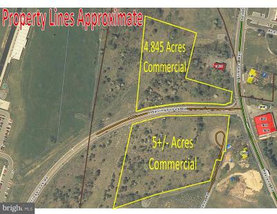 Rockingham County Residential Lots & Land For Sale: East Springbrook Road
