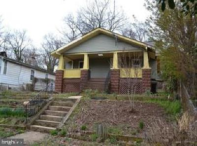 Hyattsville Single Family Home For Sale: 5409 Emerson Street