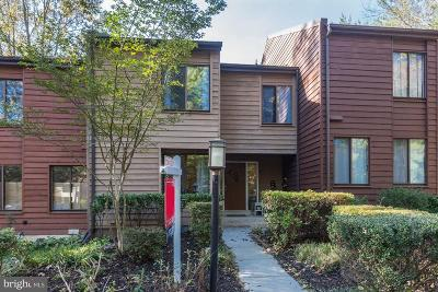 Reston Townhouse Active Under Contract: 11535 Hearthstone Court