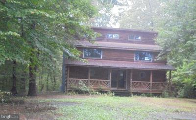 Caroline County Single Family Home For Sale: 25294 Smith Landing Road