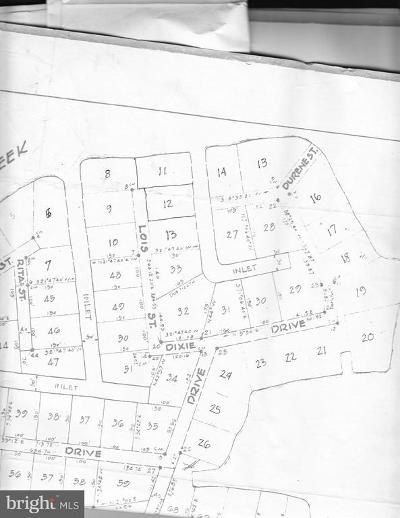 Bishopville Residential Lots & Land For Sale: 50 Lois Street