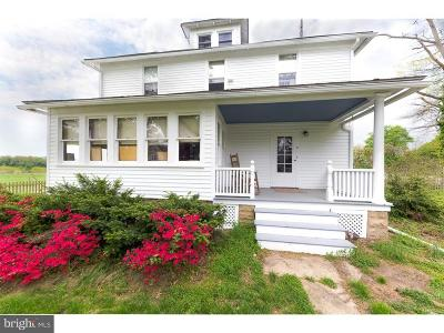 Cumberland County Single Family Home For Sale: 81 Old Deerfield Pike
