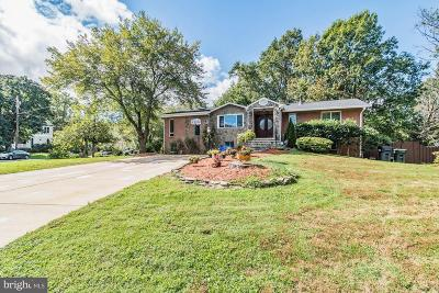 Vienna Single Family Home For Sale: 2466 Flint Hill Road