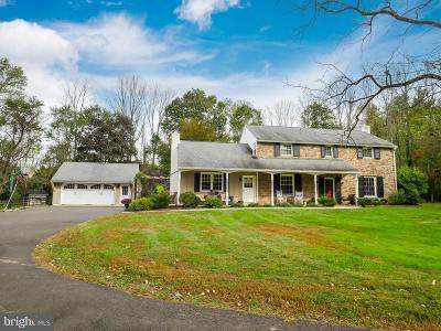 Bucks County Single Family Home For Sale: 1184 Shannon Road