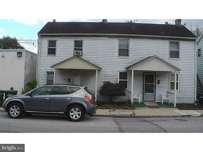 Coatesville PA Single Family Home For Sale: $150,000