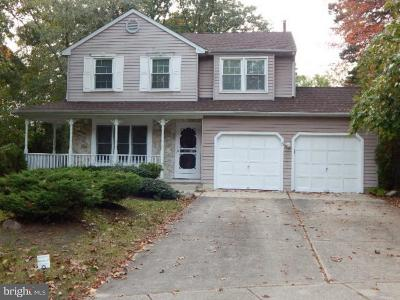 Sicklerville Single Family Home For Sale: 5 Goats Hill Road