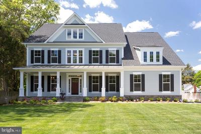 Oakton VA Single Family Home For Sale: $1,348,400