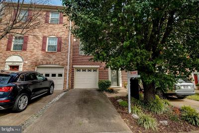 Burke Townhouse For Sale: 6717 Sunset Woods Court