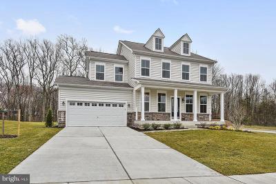 La Plata Single Family Home For Sale: 9184 Mimosa Drive