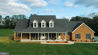 Frederick County Single Family Home For Sale: 382 Joline Drive