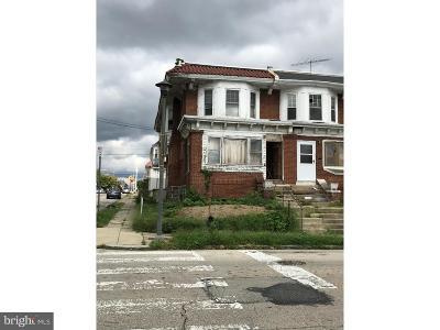 Single Family Home For Sale: 6049 Ellsworth Street