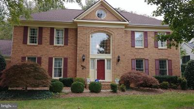 Centreville Single Family Home Active Under Contract: 15414 Eagle Tavern Lane