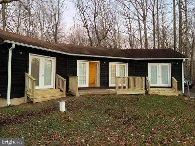 Mechanicsville Single Family Home For Sale: 27418 Yowaiski Mill Road