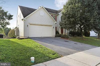 Hagerstown Single Family Home For Sale: 17529 Shale Drive