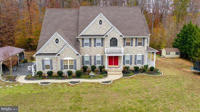Fredericksburg City, Stafford County Single Family Home For Sale: 21 Wentworth Drive