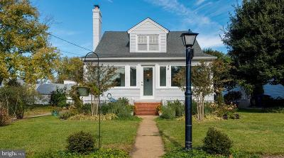 Annapolis Single Family Home For Sale: 818 Parkwood Avenue