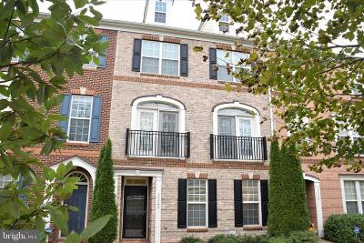 Leesburg Townhouse For Sale: 19342 Gardner View Square