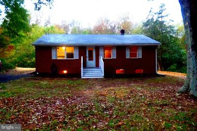 Lusby Single Family Home For Sale: 9850 Hg Trueman Road