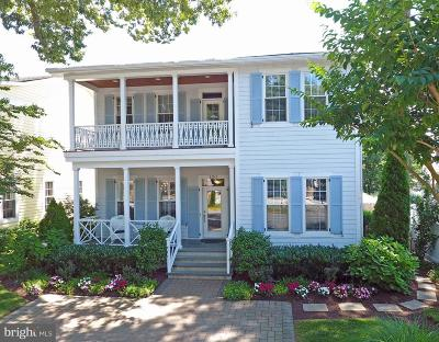 Rehoboth Beach Single Family Home For Sale: 100 Sussex Street