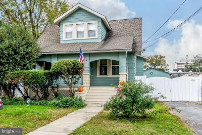 Laurel Single Family Home For Sale: 312 Compton Avenue