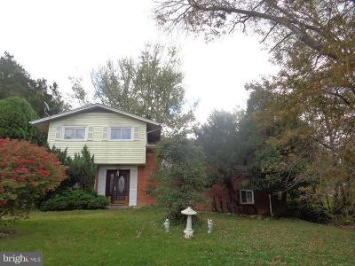 Temple Hills Single Family Home Active Under Contract: 5706 Huntland Road