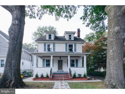 Pennsauken Single Family Home For Sale: 6741 Walnut Avenue