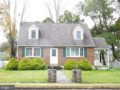 Huntingdon Valley Single Family Home For Sale: 3123 Maple Road