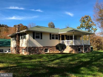 Cumberland Single Family Home For Sale: 11337 Cross Creek Lane NE