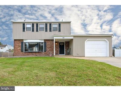 Gloucester Twp Single Family Home For Sale: 23 Roosevelt Drive