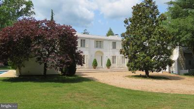 Sperryville VA Single Family Home For Sale: $6,500,000