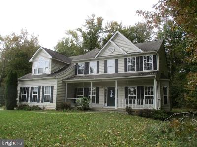 Elkton Single Family Home Under Contract: 1719 Dixie Line Road