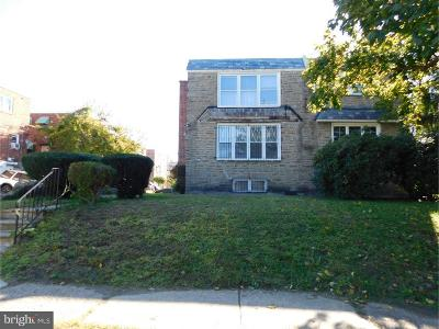 Mt Airy (East) Multi Family Home For Sale: 1026 E Cliveden Street