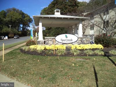Annapolis Condo For Sale: 1142 Cove Road #101