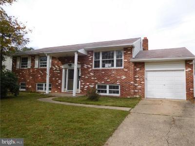 Glassboro Single Family Home For Sale: 321 Overbrook Avenue