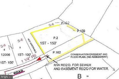 Bowie Residential Lots & Land For Sale: Partello Road