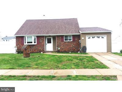 Bensalem Single Family Home For Sale: 2156 Philip Drive