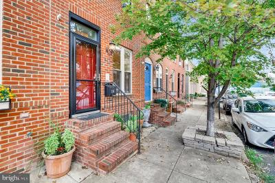 Baltimore Townhouse For Sale: 906 Baylis Street