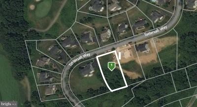 West Chester Residential Lots & Land For Sale: 1541 Tattersall Way