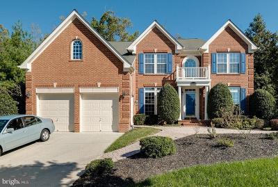Upper Marlboro Single Family Home For Sale: 15608 Easingwold Lane