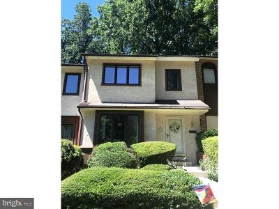 Media PA Townhouse For Sale: $269,900