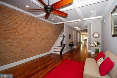 Federal Hill, Federal Hill - Riverside, Federal Hill South Townhouse For Sale: 1615 S Charles Street