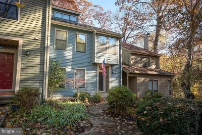 Annapolis Townhouse For Sale: 554 Herons Nest