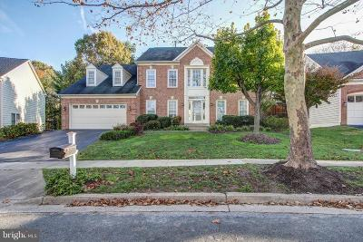 North Potomac Single Family Home For Sale: 11305 Royal Manor Way