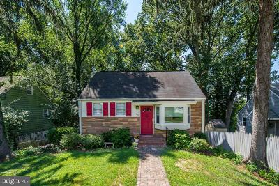 Kensington Single Family Home For Sale: 4012 Decatur Avenue